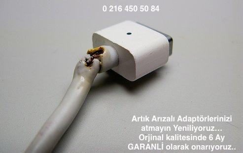 Apple Adaptör Tamir ve Yenileme 120 TL