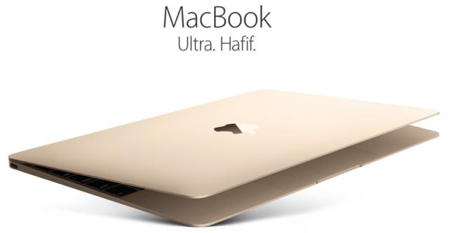 MacBook Servis & Orjinal Yedek Parça Satışı