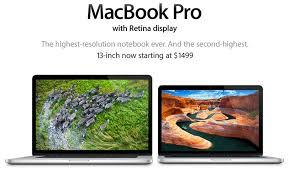 MacBook Retina Servis & Orjinal Yedek Parça Satışı