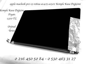 apple-macbook-pro-13-retina-a1425-a1502 komple ekran kasa değişimi