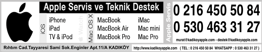 MacBook-Air-Pro-iMac-MacMini-MacPro-iPad-iPhone-Yeni MacBook Pro Touch Bar